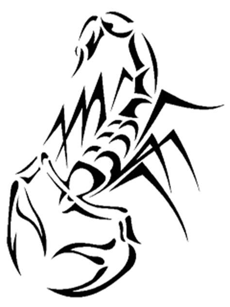 tattoo 3d png 3d scorpion tattoo on man chest