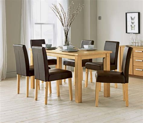 oak table and chairs for kitchen table and chairs argos best home design 2018