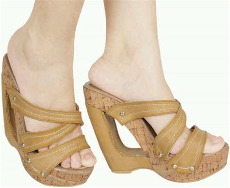 Sandal Wanita Platform Sandal Wanita Change Hr01 sepatu wanita sandal modis 01 sepatu wanita