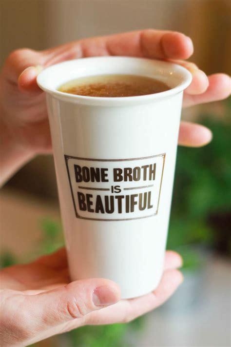 Portland Gets Its First Dedicated Bone Broth Bar ... Y Eastside