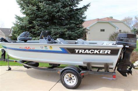 Tracker V 1 1993 tracker v 17 fishing boat for sale in valparaiso in