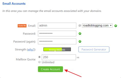 Search By Email Account How To Create A Free Email Account With Own Domain Name