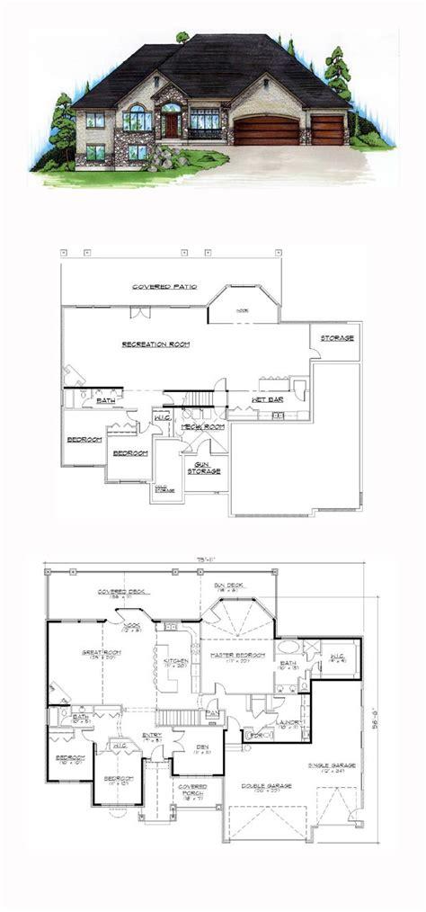 17 best hillside house plans images on pinterest hillside house best hillside home plans images on pinterest house floor