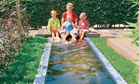 anleitung wasserbecken bauen selbstde