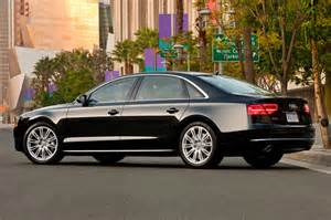 2014 Audi A8 2014 Audi A8 Reviews And Rating Motor Trend