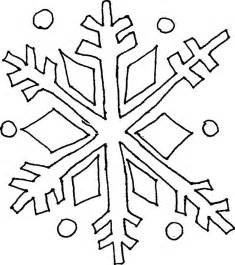 snowflake coloring pages free printable snowflake coloring pages for