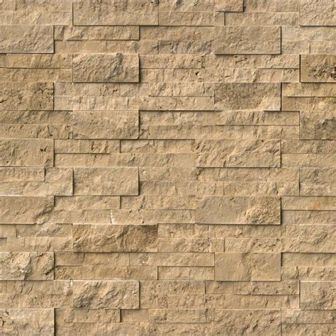 travertine walls cordoba noche ledger panel 6x24 natural travertine wall tile
