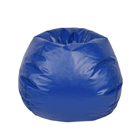 bean bag chair medium vinyl bean bag chair ace bayou ebay