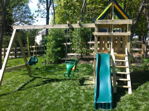 swing set cost mike s swing sets prices
