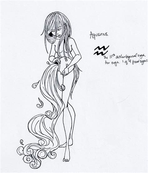 simple aquarius tattoo designs aquarius images designs