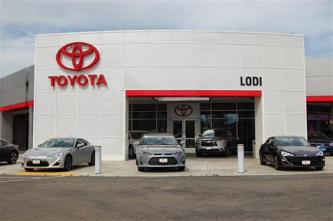 Toyota Lodi Ca Lodi Toyota Scion Car Dealership In Lodi Ca 95240 3152