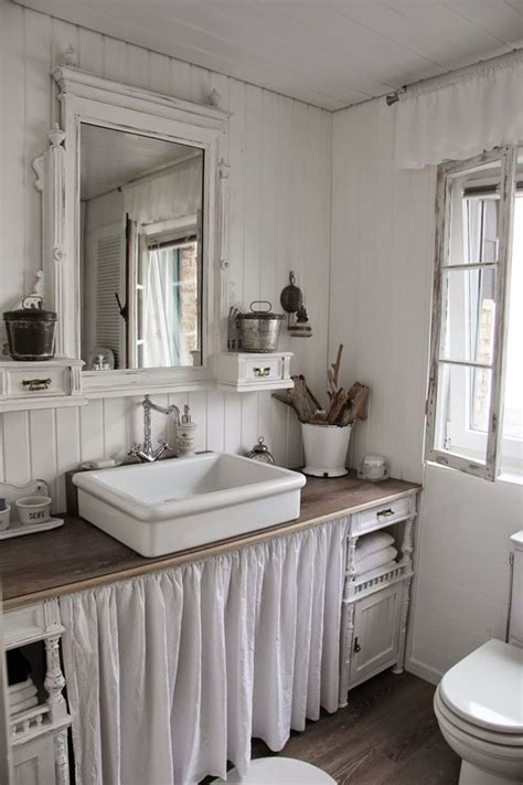 farmhouse bathroom 20 cozy and beautiful farmhouse bathroom ideas home