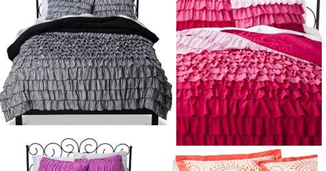xhilaration ruffle comforter target comforters set sale xhilaration ruffle comforter