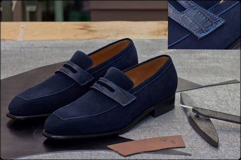 Shoo Vienna Blue 94 best images about shoes on loafers bespoke