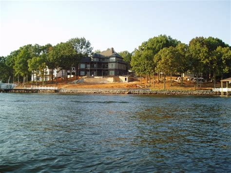 lake norman waterfront homes for sale new construction