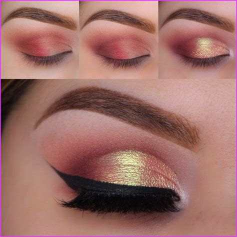 Tutorial Eyeshadow Sariayu Papua simple eye makeup tutorial step by step www pixshark