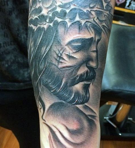 spiritual tattoos for men 100 christian tattoos for manly spiritual designs