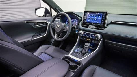 toyota rav4 2020 interior 2020 toyota rav4 redesign and release date 2019 2020