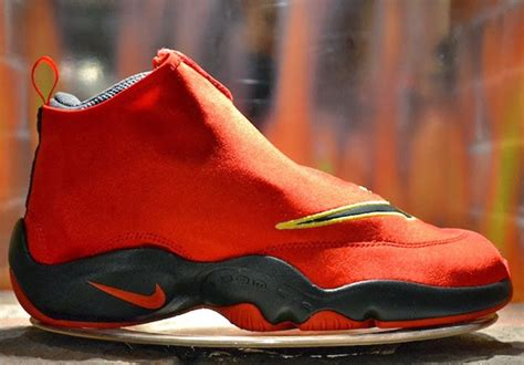 nike zipper sneakers nike air zoom flight the glove quot heat quot arriving at