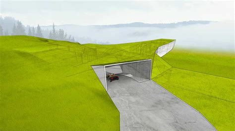 Hidden House, Poland   Dom Ukryty   e architect