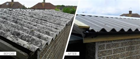 Garage Roof Repair Asbestos Garage Removal Waste Clearance Recycling Kent