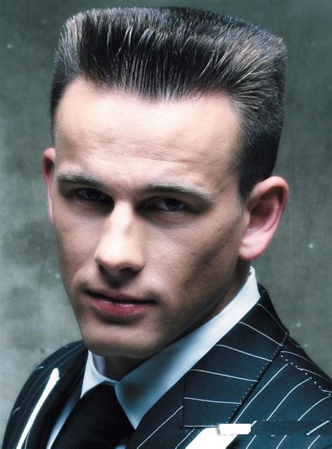 1950 Mens Hairstyles by Classic 1950s Hairstyles Trends Hairstylesco