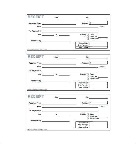 receipt template word 2007 receipt template word viqoo club