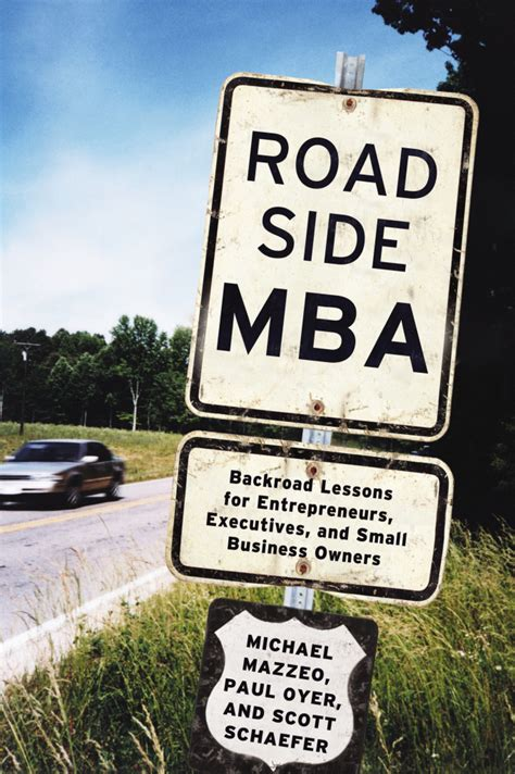 Colorado State Mba Roadmap by Roadside Mba Lessons From Small Businesses Cooler Insights