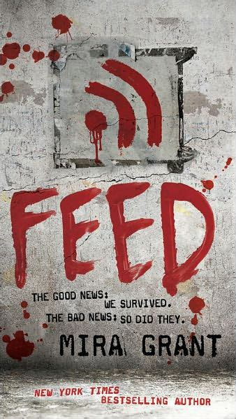 Novel Mira W Series feed newsflesh series 1 by mira grant nook book