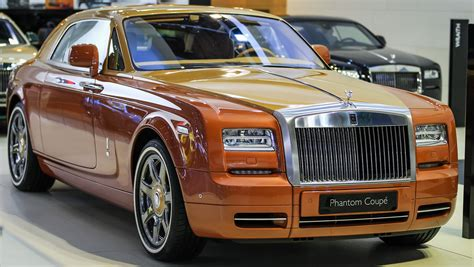 rolls royce phantom two tone 2015 rolls royce phantom coupe tiger edition review