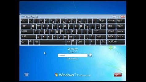 reset windows vista password youtube how to reset a windows password through a backdoor youtube