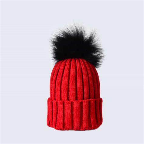 Pom Pom Hat fur pom pom hats 187 amelia