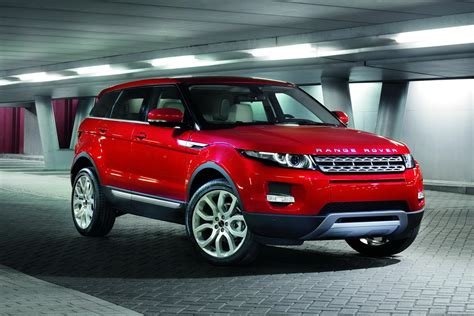 range rover evoque land rover fully reveals 5 door range rover evoque before