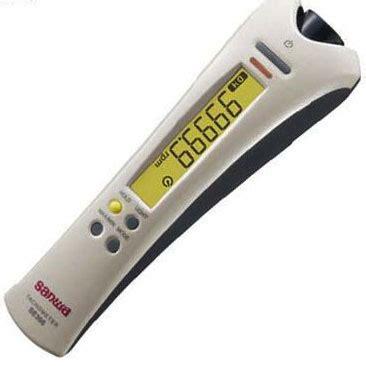 Sanwa Se300 Non Contact Tachometer sanwa se300 non contact tachometer se 300 rm885 00