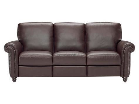 Natuzzi Leather Sofa Recliner B557 Natuzzi Editions Reclining Leather Sofa Labor Day Sale