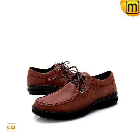 mens brown leather oxford shoes s leather oxford shoes cw719015