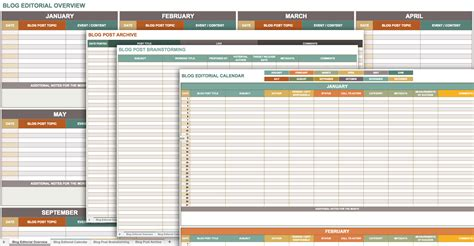 marketing plan templates  excel smartsheet