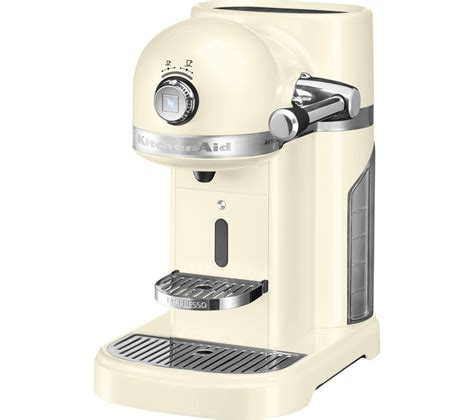 Kitchenaid Coffee Machine by Kitchenaid Artisan Nespresso Coffee Machine Almond