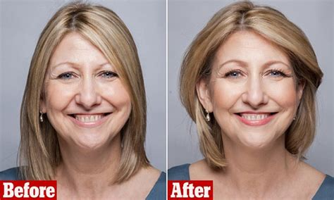 over 50 makeovers before and after before and after makeover women over 50 how to give your