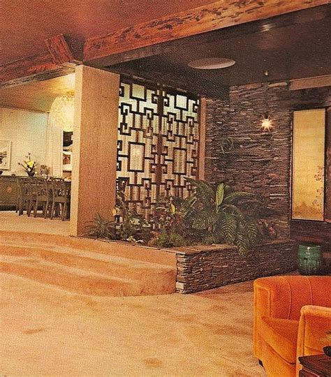 modern 70 s home design 1970s architectural digest home decor vintage style