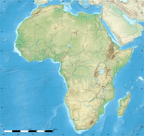 africa map location file africa relief location map jpg
