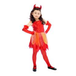 halloween costumes for girls size 10 12 childs little devil halloween costume for fancy dress