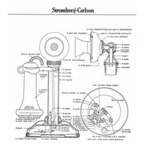 a candlestick phone a free engine image for user manual