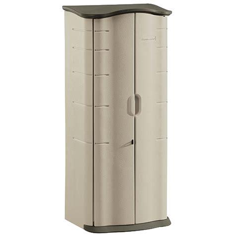 rubbermaid armoire remise de jardin verticale rona