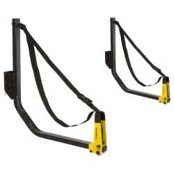 Kayak Wall Mount Storage Racks suspenz kayak wall mount storage rack includes two arms for one kayak ebay