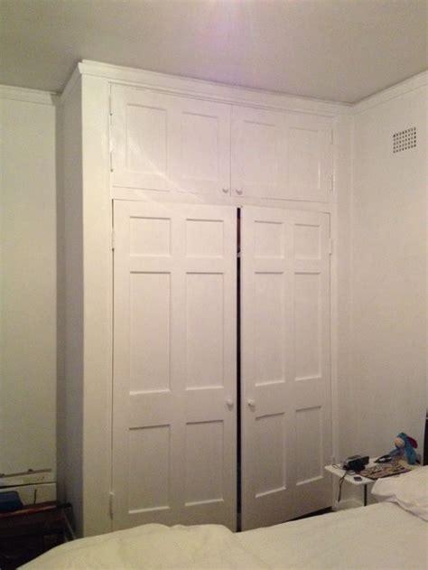 remove inbuilt wardrobe