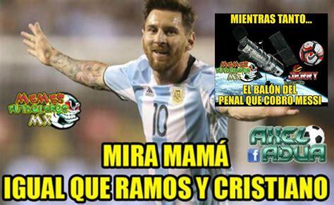 Los Memes De Messi - galer 237 a los memes de messi tras fallar el penal inundan
