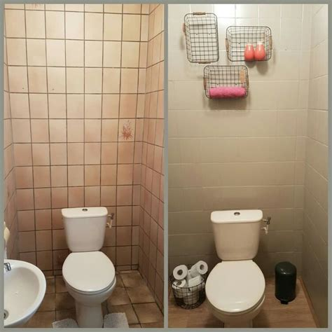 wc tegels pimpen 25 beste idee 235 n over verf tegels op pinterest