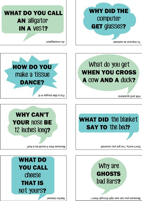 printable lunchbox notes jokes 40 free lunchbox jokes guaranteed to make your kids giggle
