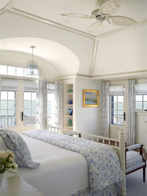 beach style bedrooms nautical house on the bay htons beach style bedroom new york by austin patterson